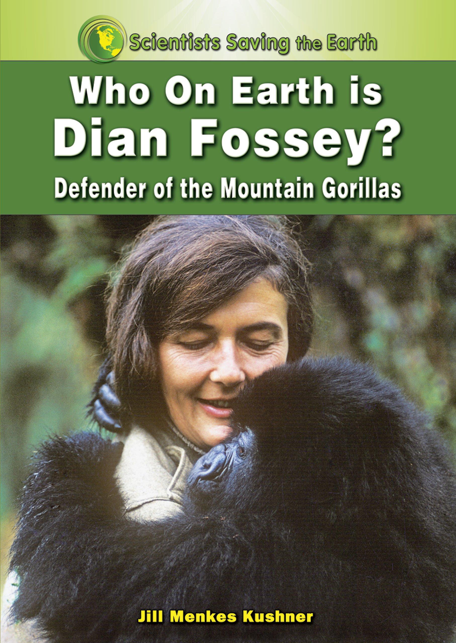 gorillas in the mist book pdf